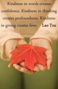 kindness-in-giving-creates-love-lao-tzu-quotes-sayings-pictures - The Daily Quotes