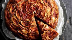 Vegansk æblekage, opskrift