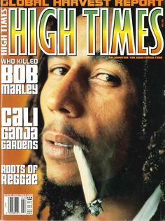 「high times Front page bob marley」の画像検索結果