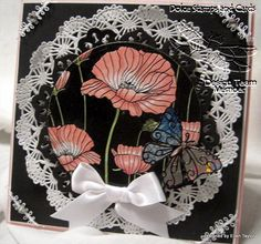 MMTP151 Poppies and Peel Offs by ellentaylor - Cards and Paper Crafts at Splitcoaststampers
