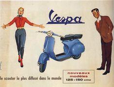 Vespa Ad.