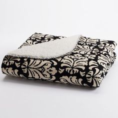 Kohls Black Friday Special - SONOMA life + style Micromink & Sherpa Reversible Throw