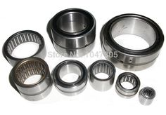 NKS8 Heavy duty needle roller bearing Entity needle bearing without inner ring size 8*16*13mm
