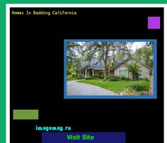 Homes In Redding California 092236 - The Best Image Search
