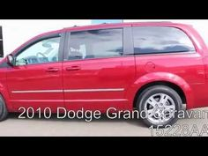 2010 Dodge Grand Caravan 15228AA - One Owner - Local Vehicle - Garage Stored - Traded in for 2015 Honda Fit - MP3 - XM Radio - Harmony Certified - Kelowna, BC 250.860.6500 www.harmonyhonda.com