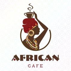 African+Coffee+Cafe+logo  Exotic Coffee Ideas: More At FOSTERGINGER @ Pinterest.