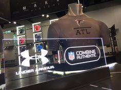 UA | 2017 NFL Experience on Behance