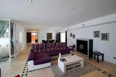 Modern Villa For Sale in The Golden Mile, Marbella
