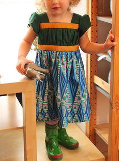 https://flic.kr/p/kYExuK | Princess Anna Dress- Garden Party | alittlegray.blogspot.com/2014/03/a-princess-anna-dress-ne...