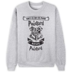 io – Créez et vendez vos T-Shirts Gratuitement… Pull Harry Potter, Mode Harry Potter, Harry Potter Outfits, Sporty Outfits, Boho Outfits, Trendy Outfits, Chemise Fashion, Pencil Skirt Casual, Harry Potter Sweatshirt