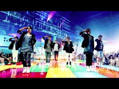 """Sandaime J Soul Brothers from EXILE TRIBE / Summer Madness (feat. Afrojack) - YouTube """"Jetman"""" Dance!!"""
