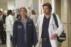 Grey's Anatomy's gaining ground on my personal favorites list