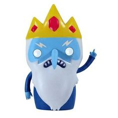Adventure Time Ice King Funko POP Toy Chibi Figure on the redditgifts Marketplace #redditgifts