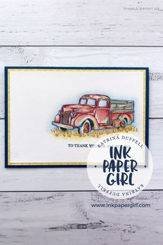 Stampin' Up! Colour