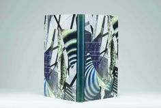 Bask Bindery Optical Confusion journal A4 by Bask Bindery
