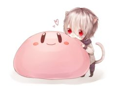 Mafu chibi uploaded by on We Heart It Anime Cat Boy, Neko Boy, Chibi Boy, Me Anime, Chica Anime Manga, Anime Art Girl, Anime Guys, Chibi Kawaii, Loli Kawaii