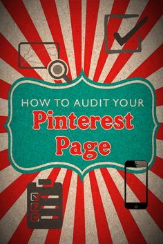 How to audit your Pinterest Page or set up from scratch is extremely important in terms of how you are found within the Pinterest search engine. Pinterest is not only a social network, but it is also a search engine. I use Pinterest over Google often when searching for so many things, from latest fashion to homemade ant killer (I looked that one up the other day, found a recipe and ants are gone!).  Another bonus is Google often indexes images on Pinterest, so more reason keywords are…
