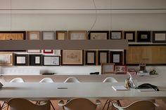 escritórios: studio mk27 | grande sala de reunião