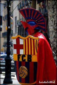 #Barcelona #Rambles #FCB #Street #LaietaLittleL #Photography #Nikon