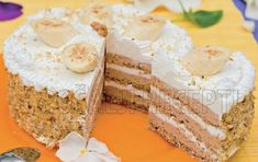 Najbolji domaći recepti za pite, kolače, torte na Balkanu Vanilla Cake, Breakfast, Desserts, Food, Cakes, Drink, Morning Coffee, Tailgate Desserts, Beverage