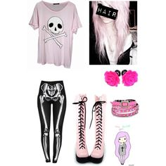 A fashion look from August 2013 featuring Wildfox t-shirts. Browse and shop related looks.