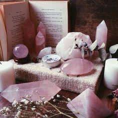 Crystal Therapy - Rose Quartz - Elena Arsenoglou Interior Designer - Έλενα Αρσένογλου Διακοσμήτρια
