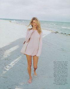 Harper's Bazaar February 1996