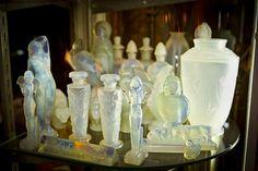 Early Sabino Art Glass a Beautiful Opalescent glass