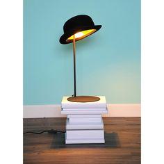 """Bild von Der Hut steht ihr gut: Tischlampe """"Jeeves"""" von Innermost"""
