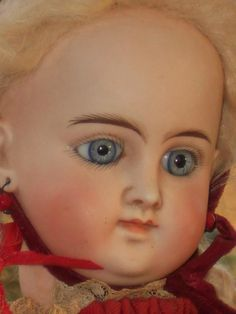~~~ Very Beautiful Bisque Closed Mouth Doll for French Market ~~~ from whendreamscometrue on Ruby Lane