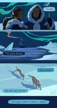Smoke on the horizon by on DeviantArt Avatar Legend Of Aang, Korra Avatar, Team Avatar, Legend Of Korra, The Last Avatar, Avatar The Last Airbender Art, Wolf Time, Avatar Funny, Avatar World