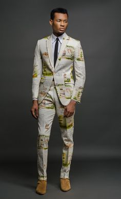 "McMeka's Releases His Spring/Summer 2015 Look Book Entitled ""The Classisist""! 