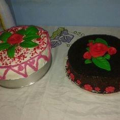 Receita de Recheio e cobertura de chocolate para bolos e tortas. Enviada por ANA BEATRIZ  COELHO e demora apenas 40 minutos.