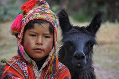 Peruvian shepherd, from This Is Our Beautiful World