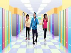 Indoor recess.........Just Dance Kids YouTube Channel. Over 50 videos with step-by-step dancing to popular songs.