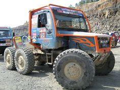 MAN Trial Truck