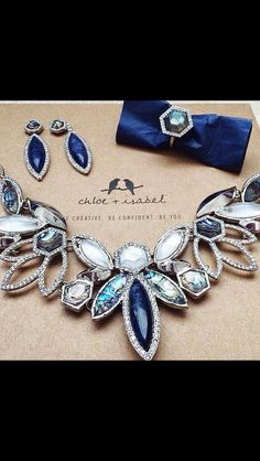Chloe and Isabel jewelry!!! What's not to love?  https://www.chloeandisabel.com/boutique/nicolebuttrey