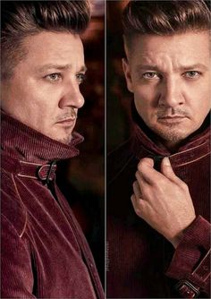 Jeremy Renner for Esquire Middle East