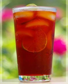 Refreshing! » Lime Thai tea [ชามะนาว: Cha Ma Now] » learnthaiwithmod.com