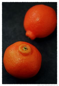 Tangelos x between a Tangerine and a Pomelo, which is a kind of grapefruit.