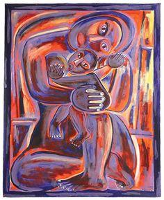View He Aroha Whaereere He Potiki Piri Poho He Whakitauaki by Robyn Kahukiwa on artnet. Browse upcoming and past auction lots by Robyn Kahukiwa. Birth Art, New Zealand Art, Nz Art, Maori Art, Art Corner, Australian Art, Tribal Art, Art Auction, Artist Art