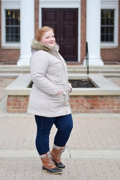 093cfa62953 Stylish Plus Size Outerwear and Wide Fit Winter Boots  featuring a quilted  winter coat and weather-resistant snow boots from plus size retailer Avenue.