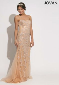 Jovani Dresses 72651 at Peaches Boutique