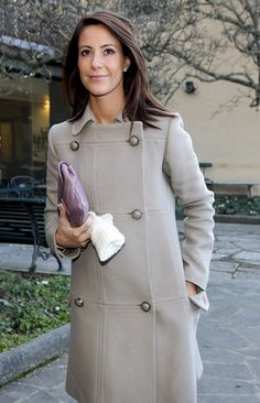 Princess Marie of Denmark Visits Florence