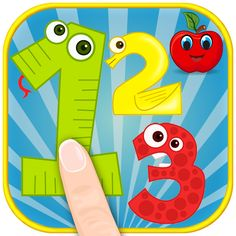 #Popular #App: Kidz Drawing Numbers by vision-corp apps http://www.thepopularapps.com/apps/kidz-drawing-numbers