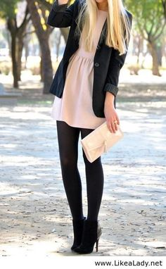 Nice winter outfit