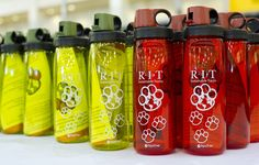 Rochester Institute of Technology (RIT) Implements Bottled-Water Policy as Part of its Sustainability Initiatives University will no longer fund purchases of single-serving bottles of water