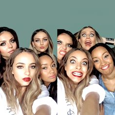 The 2 sides of Little Mix