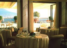 La Terrazza Restaurant - private dining | chow chow places ...