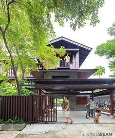 ♥ ENCHANTING THAI STYLE HOME